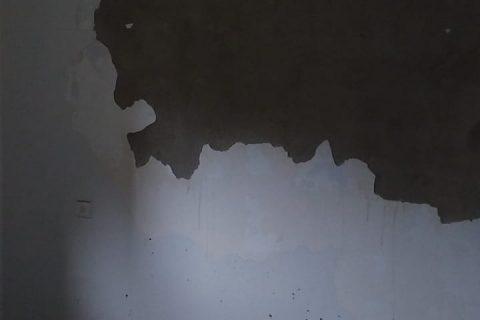תיקון קיר, טיח, שפכטל וצבע